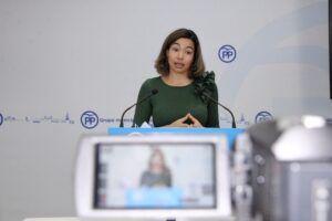 Alonso anuncia el registro una petición de comparecencia de Tolón como jefa de la Policía Local para que aclare la actuación del Ayuntamiento para impedir el homenaje a las víctimas de la Covid
