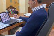 Álvaro Gutiérrez considera fundamental que las diputaciones también participen en la gestión de fondos europeos para la recuperación