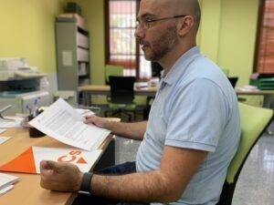Ciudadanos reclama urgentemente el restablecimiento completo del servicio ASTRA en Bargas