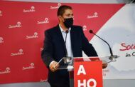 """Bolaños: """"El PSOE tiene claro que detrás de los fallecimientos está el virus, aunque desgraciadamente el PP continúe buscando otros culpables"""""""