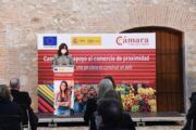 El Gobierno de Castilla-La Mancha traslada su apoyo al sector del comercio
