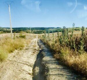 El PP pide que se arreglen los caminos rurales de Barajas de Melo y agradece a los agricultores que tomen la iniciativa