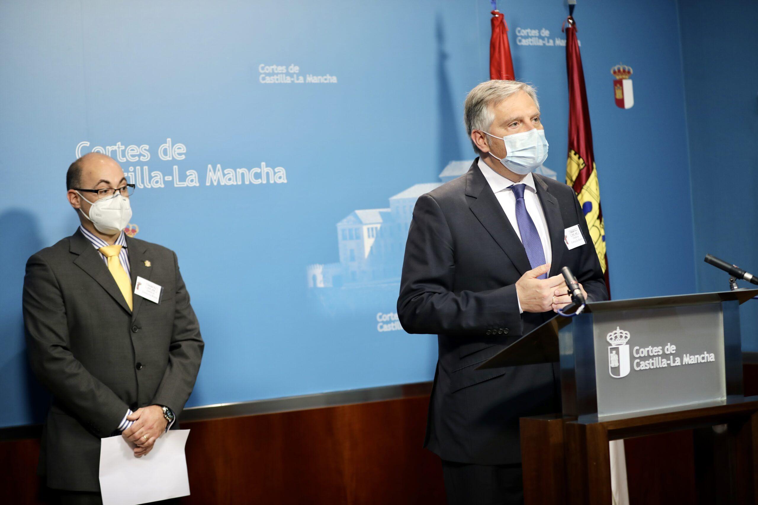 """Cañizares califica de """"pobre y triste"""" el discurso de Page sin atisbos de """"esperanza e ilusión"""" por Castilla-La Mancha"""