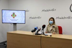 """Carrillo: """"Con orgullo podemos decir que Manzanares está en la senda de la recuperación"""""""