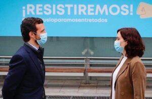 Casado pide la retirada del estado de alarma porque discrimina a Madrid
