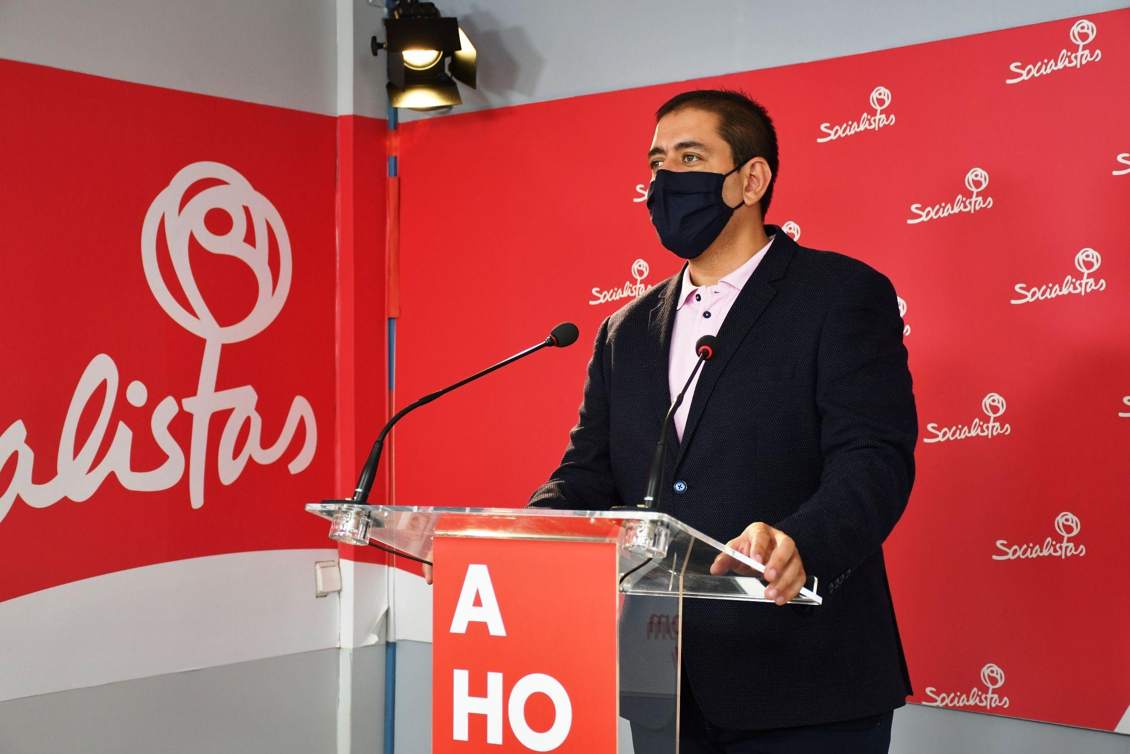 El PSOE recuerda que todos los avances en infraestructuras, en la provincia de Ciudad Real, han venido de mano de Gobiernos liderados por el PSOE