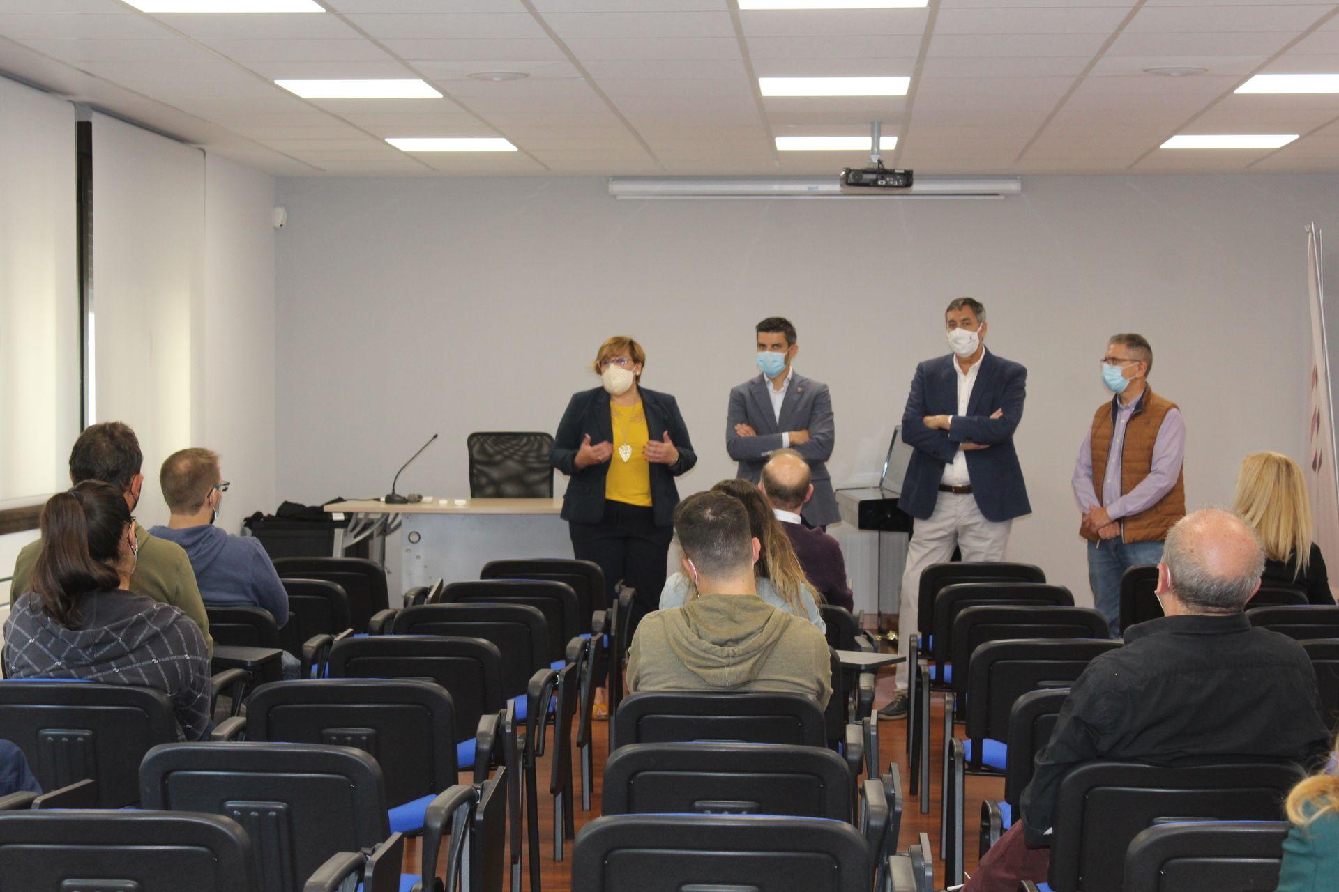 El Gobierno de Castilla-La Mancha reactiva los 29 talleres de empleo aprobados en la provincia de Ciudad Real que paralizó el confinamiento