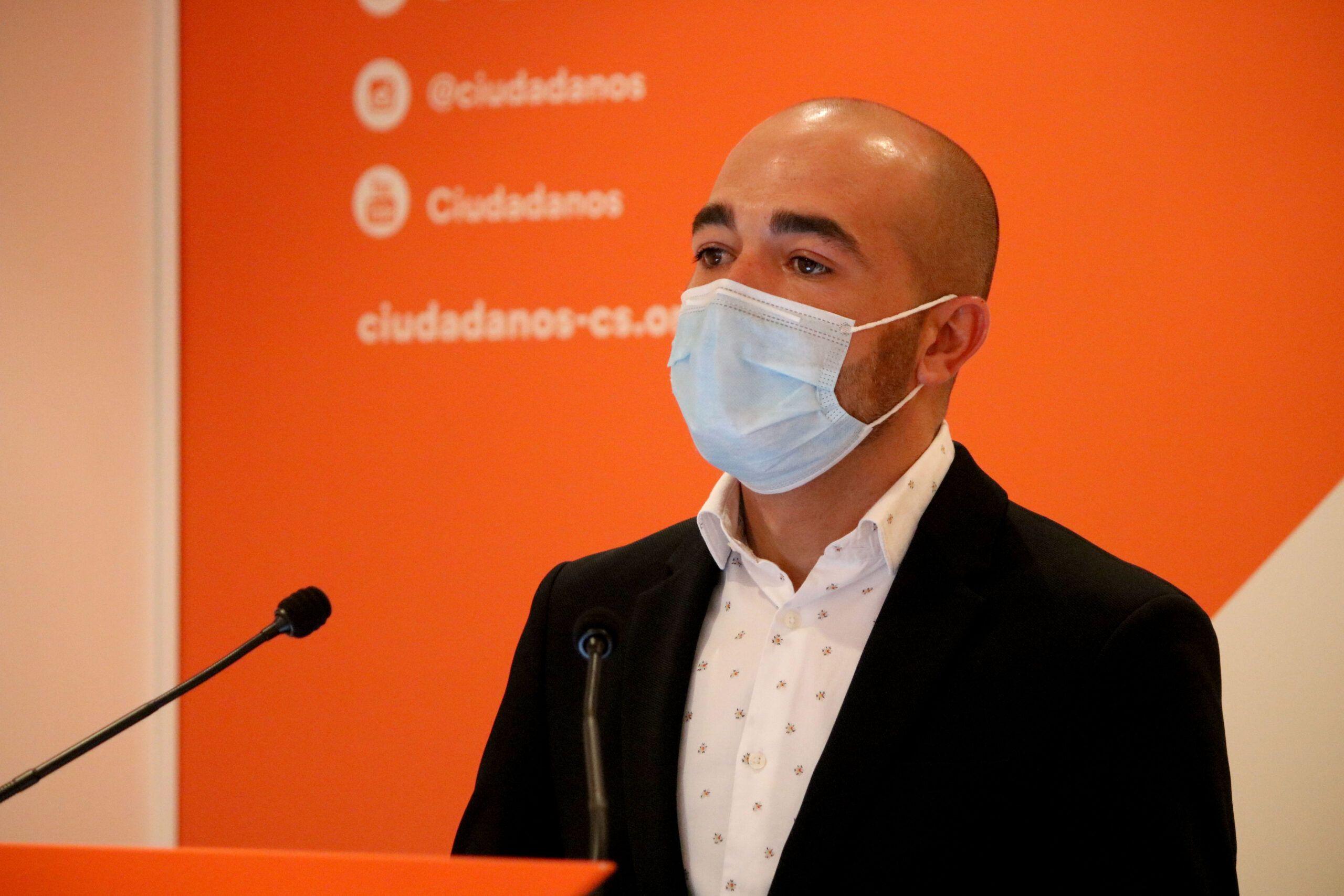 Cs Guadalajara tiende la mano al PP para negociar los presupuestos 'a tiempo' y destaca la marca naranja en unos presupuestos coherentes