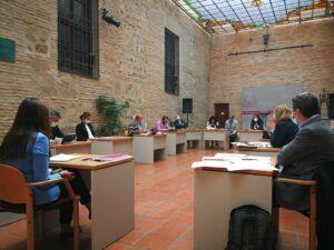 La Comisión de Hacienda aprueba alcanzar en 2021 deuda cero gracias a la amortización total de crédito del Ayuntamiento