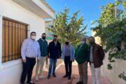 Antonio Martínez y el alcalde de Bienservida denuncian que la falta de médicos en la Sierra de Alcaraz está dejando en mínimos los consultorios locales
