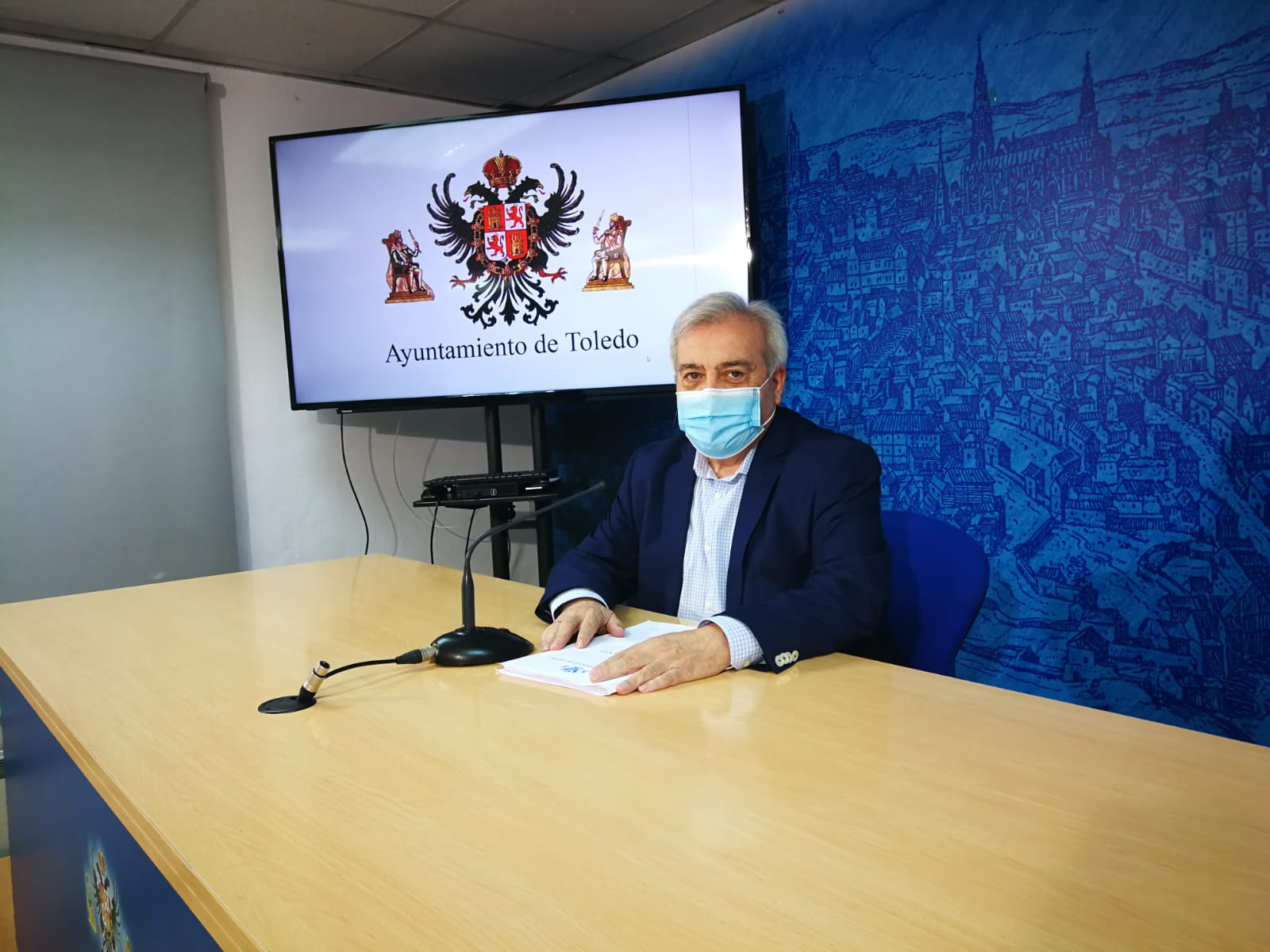 El Gobierno local desacredita al PP y recuerda a su portavoz que alentar actos sin autorización es cuestionar la labor de la Policía