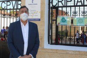 El Gobierno regional destaca la baja incidencia de la pandemia en los centros educativos de Ciudad Real gracias al esfuerzo de la comunidad educativa