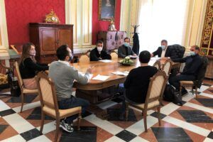 El Ayuntamiento de Cuenca plantea la mejora de la gestión del deporte en la ciudad de la mano de los clubes deportivos