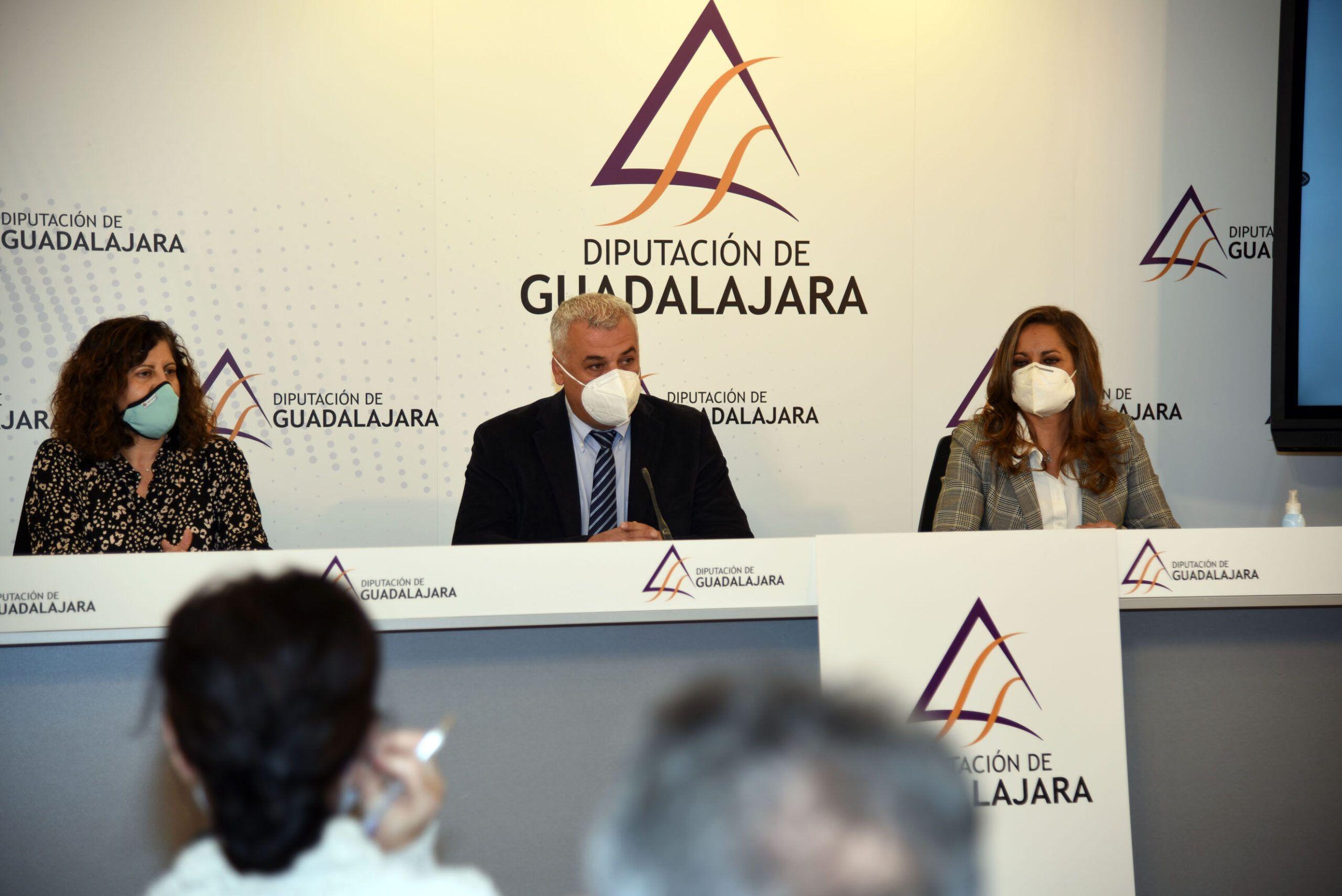 La Diputación de Guadalajara pone 2 millones para pagar tributos municipales de PYMES y autónomos rurales afectados por la pandemia