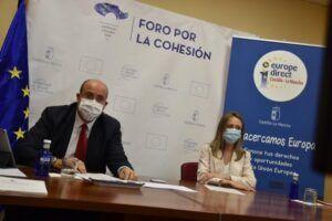 El Gobierno de Castilla-La Mancha destaca el éxito de participación en el Foro por la Cohesión