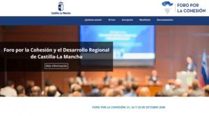 El Gobierno regional abre un proceso de diálogo con la ciudadanía sobre los fondos europeos con el Foro por la Cohesión