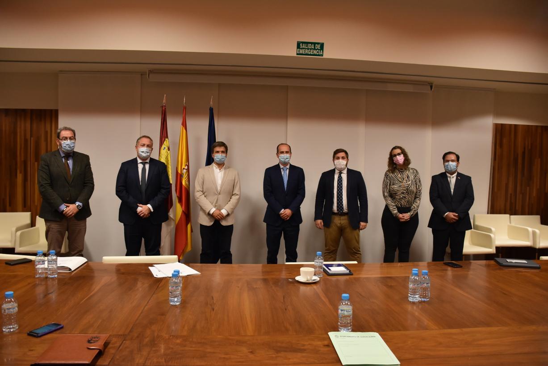 El Gobierno de Castilla-La Mancha y el Ayuntamiento de Guadalajara impulsan el desarrollo del Fuerte de San Francisco
