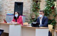 Gamarra denuncia que el afán de Tolón por impedir que se debata sobre la bajada de la presión fiscal ha provocado la suspensión de la Comisión de Hacienda
