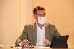 Gamarra denuncia la falta de capacidad del Gobierno de Tolón para gestionar la crisis a nivel municipal