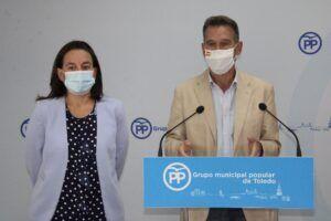 El PP advierte de que la presión fiscal de los toledanos será mayor en 2021 al no aplicar Tolón la bajada del IPC a las tasas e impuestos