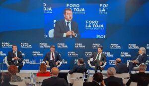 """García-Page pide un delito """"claro y severo para quien atente contra el orden constitucional"""""""