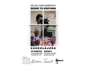 El martes 27 de octubre se proyectarán películas familiares en la fachada del Teatro Buero Vallejo