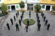 8 nuevos sargentos y 58 Guardias Civiles se incorporan en la provincia de Ciudad Real
