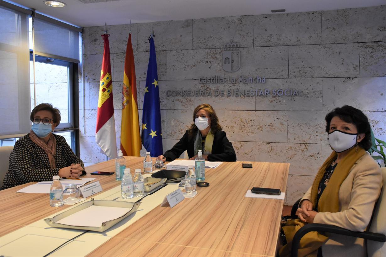 El Gobierno de Castilla-La Mancha, comprometido a impulsar las Jornadas de formación de las Ciudades Amigas de la Infancia
