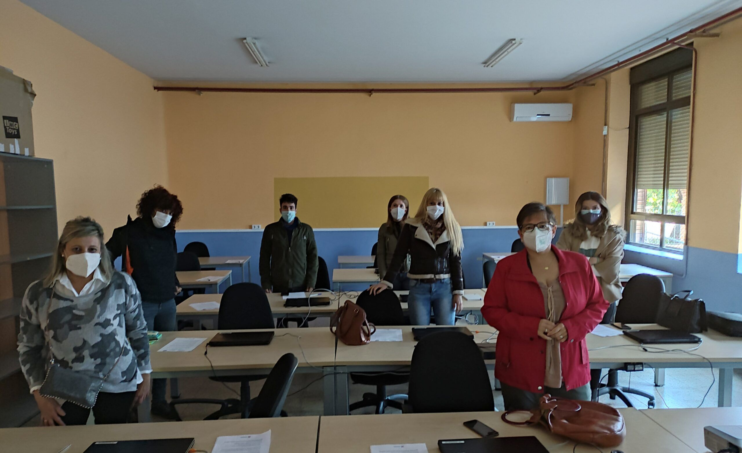 Un total de 30 personas preparan su salida al mercado laboral en la nueva 'Lanzadera conecta Empleo' de Talavera de la Reina