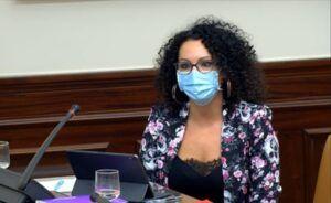 """María Luisa Vilches (PSOE) da voz, desde el Congreso de los Diputados, a las mujeres rurales, """"las invisibles entre las invisibles"""""""