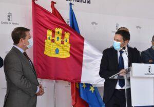 Martínez Chana ha señalado que la declaración de Interés Regional agiliza la construcción del parque de Los Palancares