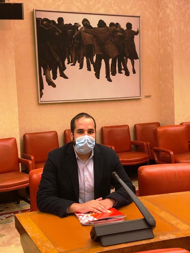 Miguel González Caballero pone en valor las ayudas del Gobierno de Pedro Sánchez al sector de la Cultura