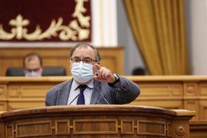 """Mora pide consenso en torno al presupuesto """"en un momento de crisis muy dura"""""""