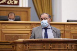 """Mora lamenta el discurso del PP en el Debate sobre el Estado de la Región: """"Sin propuestas, solo insultos"""""""