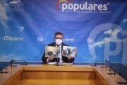 """Moreno: """"El PP-CLM exige a Page que abra ya el nuevo Hospital de Toledo"""""""