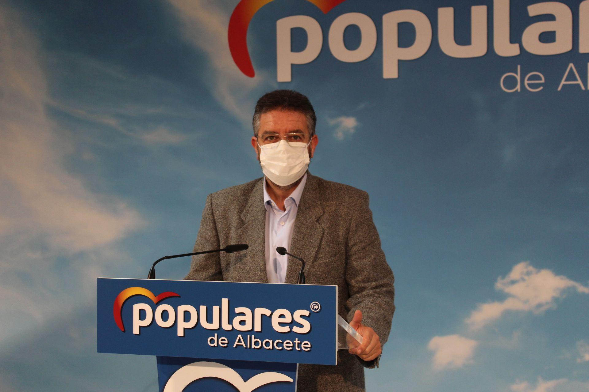 Moreno denuncia la incapacidad de Page para gestionar la crisis sanitaria y reclama un plan de rescate para familias y empresas en los Presupuestos regionales