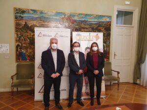 La Diputación paga el 80% de la inversión de NIPACE en un nuevo equipo de neurorrehabilitación intensiva para niños