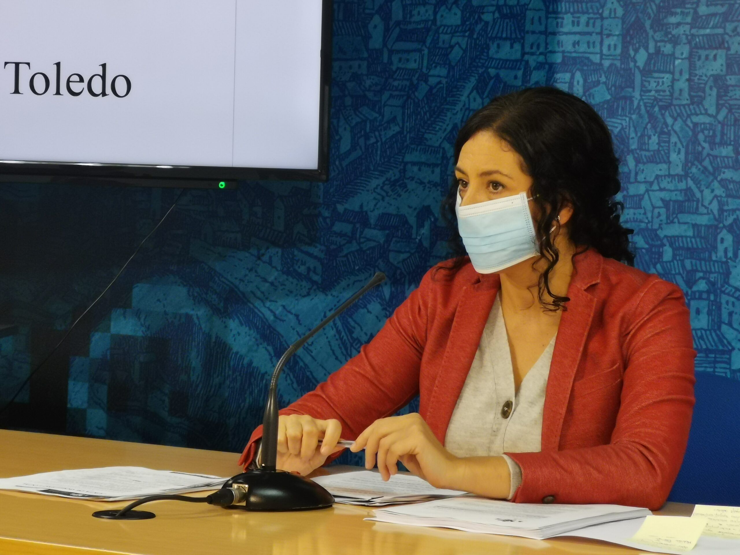 """La portavoz del equipo de Gobierno afirma que Alonso """"no quiere el cuartel de la Guardia Civil y miente para justificarse"""""""