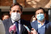 Núñez afirma que es momento de destinar parte de los Fondos Europeos a la puesta en marcha de un verdadero Plan de Rescate al Tercer Sector