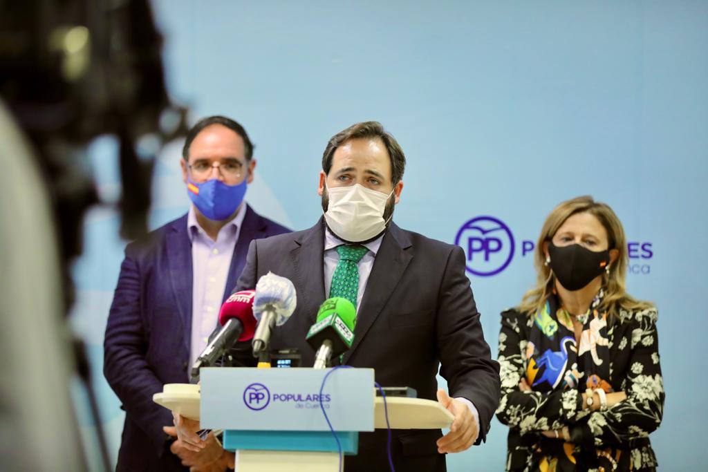 Núñez insiste en la búsqueda de consenso con el Gobierno, apostando por trasladar propuestas de la sociedad civil para solucionar los problemas de la región