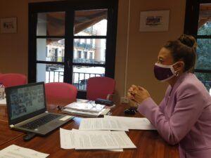 El Gobierno regional da cuenta de la actuación en materia de igualdad y contra la violencia de género realizada en 2019 y durante la pandemia