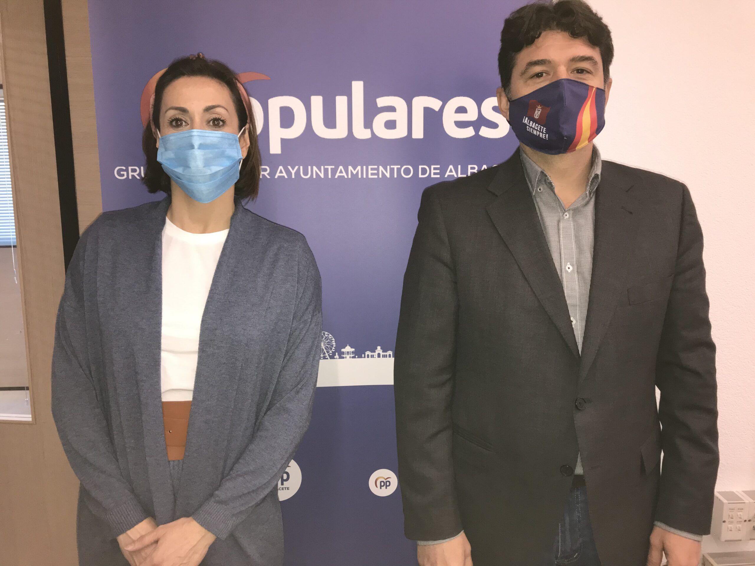 Gracias a la moción del Grupo Popular el Ayuntamiento creará un grupo de trabajo para solucionar los problemas existentes con la instalación de terrazas de hostelería en Albacete