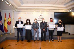 Diputación acoge la entrega de premios del XIII Día de la Sierra, que este año tiene formato virtual