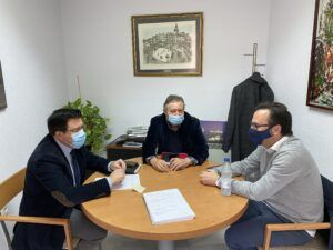 El Ayuntamiento colabora con el encuentro nacional de gestores culturales que tendrá lugar en Toledo en noviembre