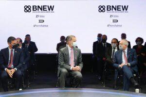 """Felipe VI hace un llamamiento en Barcelona para """"trabajar juntos"""" por el país ante el """"grado elevado de incertidumbre"""""""