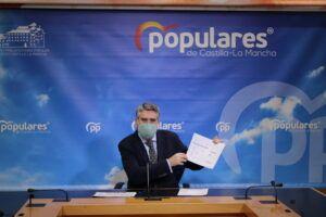 Rodríguez denuncia que el PSOE de Page es el mismo PSOE de Sánchez que va a subir los impuestos a todos los castellano-manchegos