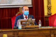 """Alberto Rojo: """"Hemos afrontado la crisis del coronavirus tendiendo la mano al consenso y pensando siempre en lo mejor para la ciudad"""""""