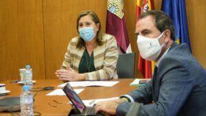"""Castilla-La Mancha defiende la aplicación de medidas de movilidad para hacer frente a la COVID-19 que tengan """"el mismo criterio"""" en todo el país"""