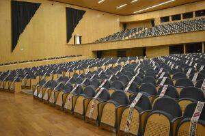 Hoy salen a la venta las entradas de la programación cultural en el Teatro Buero, condicionada a la evolución del coronavirus