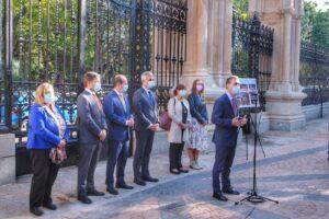 Tierraseca compromete el apoyo del Gobierno de España a la ciudad de Guadalajara